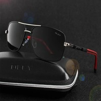 Men's UV400 Polarized Anti-Reflection Sport Sunglasses