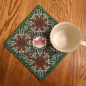 Downton Abbey Snack Mat, Perfect for your Downton Finale Party or gift to a fellow Downton Fan!