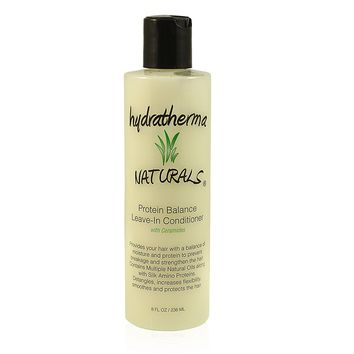 Hydratherma Naturals Protein Balance Leave-In Conditioner, 8.5 fl. oz.