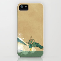 Avatar Korra iPhone & iPod Case by Leesherv