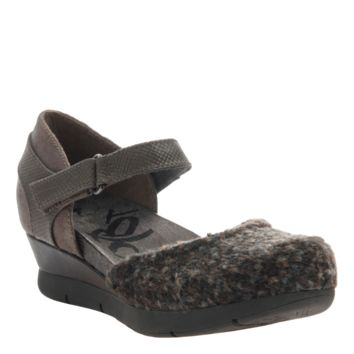 NEW OTBT Women's Wedges Companion in Ranch Mink