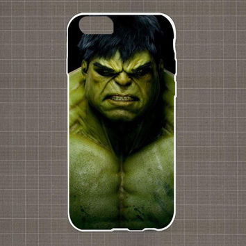 Incredible Hulk iPhone 4/4S, 5/5S, 5C Series Hard Plastic Case