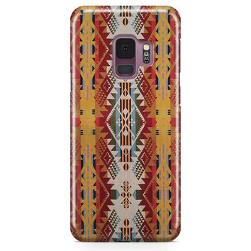 Pendleton Journey West Cotton Samsung Galaxy S9 Case | Casefantasy
