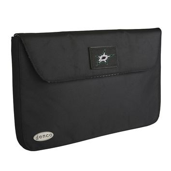 Dallas Stars 17-inch Laptop Case (Black)