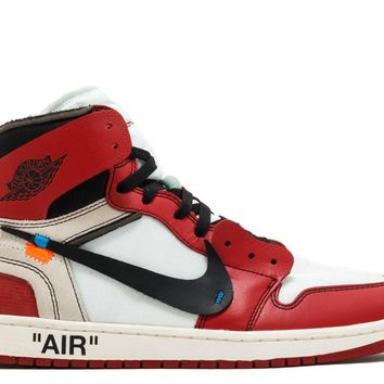 """THE 10 : Nike Air Force 1 """"OFF-WHITE"""""""