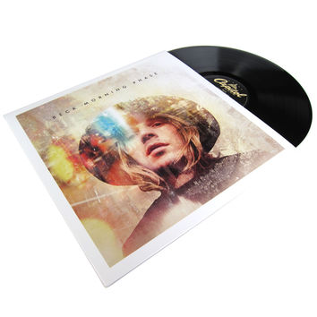 Beck: Morning Phase (180g, Free MP3) Vinyl LP
