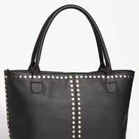 Top Choice Studded Tote (Juniors) | Nordstrom