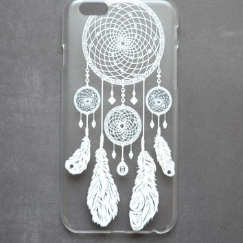 iPhone 6 Case Cover Dreamcatcher Tribal Pattern iPhone 6 Hard Case Geometric Back Cover For iPhone 6 Slim Design Case