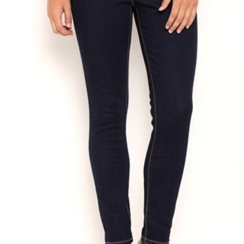 Series 31 Dark Wash Super Soft Jegging with Shorter Inseam