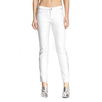 Outlaw Studded Skinny Jean
