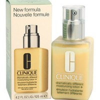 dramatically different moisturizing lotion+ - very dry to dry combination skin by clinique 4.2 oz