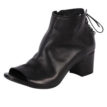 Lemare Lace Up Bootie