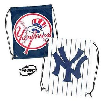 New York Yankees Reversible Doubleheader Backsack