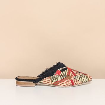 Free People Newport Flats - Tapestry