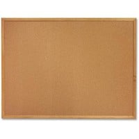 Sparco Wood Frame Cork Boards - Walmart.com