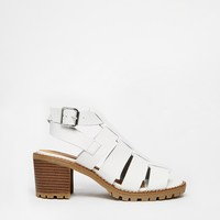 Truffle Collection Zada Gladiator Heeled Sandals at asos.com