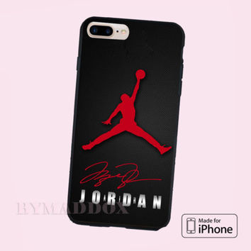 Micael Jordan Basketball Sport NBA Hard Plastic CASE COVER for iPhone 7, 7 plus