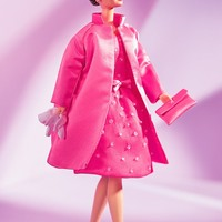 Audrey Hepburn in Breakfast at Tiffany's Pink Princess™ Fashion | Barbie Collector