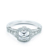 Tiffany & Co. | Engagement Rings | Tiffany Legacy® With Graduated Side Stones | United States