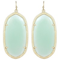 Kendra Scott Danielle Earrings in Chalcedony