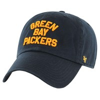 Green Bay Packers Classic Clean Up Cap at the Packers Pro Shop