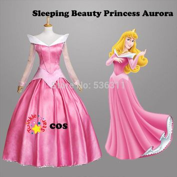 Sleeping Beauty: Princess Aurora (Pink)