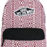 Vans Realm Blackberry Geo Backpack