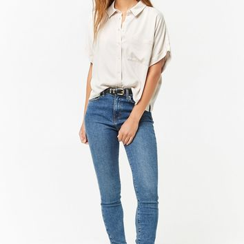 Boxy Pocket Shirt