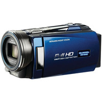 Bell+Howell DNV16HDZ 16.0 MP 1080p Rogue Night Vision Camcorder Blue