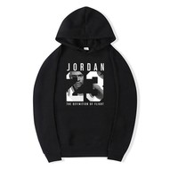 2017 Brand New Fashion JORDAN 23 Men Sportswear Print Men Hoodies Pullover Hip Hop Men