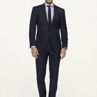 Anthony Doted Pinstriped Suit - Suits   Men - RalphLauren.com