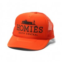 Women's Orange Homies Snapback by Brian Lichtenberg - ShopKitson.com