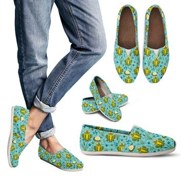 Frog Prince Casual Shoes