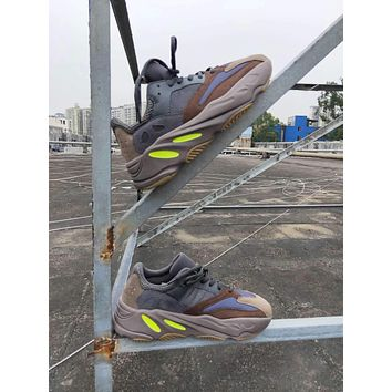 ADIDAS YEEZY 700 BOOST Tide brand retro comfortable men and women models wild casual sports shoes 2#