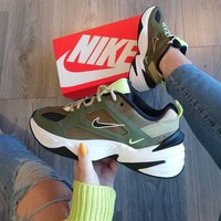 Nike M2K Tekno Retro leisure sports shoes-5