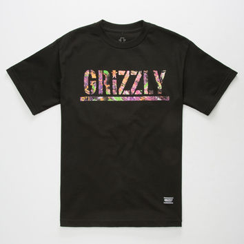 GRIZZLY T-Puds Stamp Mens T-Shirt | Graphic Tees 2 for $30