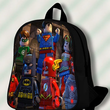 The Lego Movie avengers - Custom SchoolBags/Backpack for Kids.