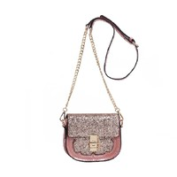 Glitter Metallic Crossbody