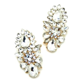 Florence Crystal Earrings
