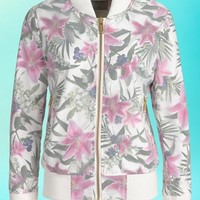 Women's JOYRICH 'Optical Garden' Jacket,