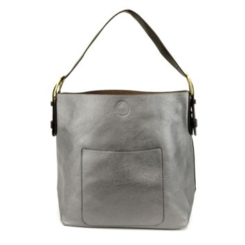 Classic Hobo in Pewter