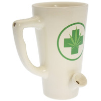 The Green Medic - Tall Wake & Bake Mug