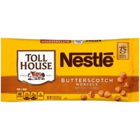 Nestle TOLL HOUSE Butterscotch Morsels 11 oz. Bag - Walmart.com