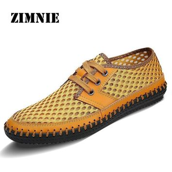 Casual Moccasin Style Shoe
