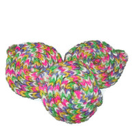 Spiral Scrubbies, Set Of 3