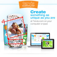 Customyzer - Tervis Insulated Tumblers - Create Photo Gifts