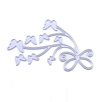 Butterfly Metal Cutting Dies Stencil Album DIY Scrapbooking Crafts Dies Paper Decorative Cards Embossing Folder Template Die Cut