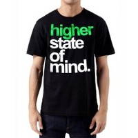 MEN'S HIGHER STATE OF MIND TEE