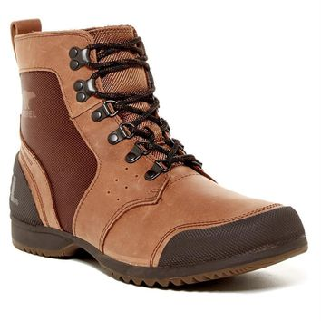Sorel Ankeny Mid Hiker Ripstop Waterproof Boot