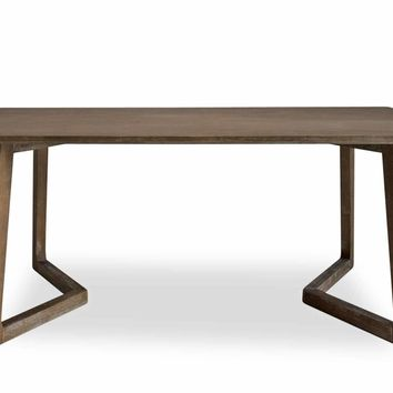 Vince Mid-Century Modern Dining Table